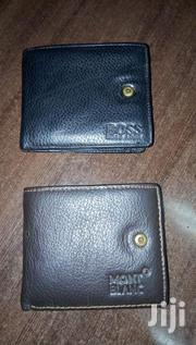 Mont Blanc Mens Leather Wallets. | Clothing Accessories for sale in Nairobi, Woodley/Kenyatta Golf Course