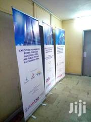 Rollup Banners Printing | Printing Services for sale in Nairobi, Zimmerman