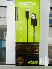 Oraimo Type C Data Cable | Accessories for Mobile Phones & Tablets for sale in Nairobi, Nairobi Central