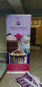 Banner Design And Printing | Other Services for sale in Nairobi, Nairobi Central
