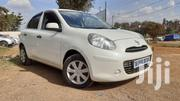 Nissan March 2012 Silver | Cars for sale in Kiambu, Township E