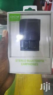 TWS Dual Wireless Qcy T1 Pro Bluetooth Earbuds Headsets | Accessories for Mobile Phones & Tablets for sale in Nairobi, Nairobi Central