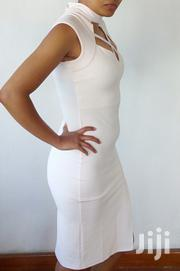 Ladies Cream Dress Size 6 Or 8 | Clothing for sale in Nairobi, Nairobi Central