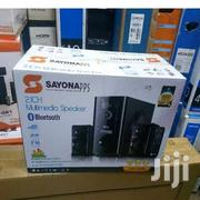 Sayona Subwoofer 2.1 | Audio & Music Equipment for sale in Kisumu, Market Milimani