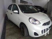 Nissan March 2012 White | Cars for sale in Mombasa, Mji Wa Kale/Makadara
