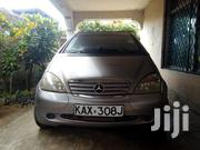 Mercedes-Benz A-Class 2000 Silver | Cars for sale in Mombasa, Shanzu
