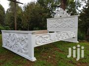 Rococco Type Of Bed | Furniture for sale in Nakuru, Kabazi