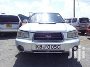 Subaru Forester 2002 Automatic Silver | Cars for sale in Nairobi, Harambee