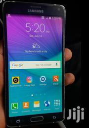 Samsung Galaxy Note 4 Duos Black 32 GB | Mobile Phones for sale in Nairobi, Nairobi Central