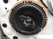 SONY XS-FB1651 MID SPEAKER  FITTED IN NISSAN TILDA 6 INCH EXTRA BASS | Vehicle Parts & Accessories for sale in Nairobi, Nairobi Central