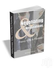 Negotiation Skills E-book | Books & Games for sale in Nyeri, Rware