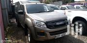 Isuzu D-MAX 2015 Gold | Cars for sale in Nairobi, Nyayo Highrise