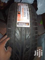 215/55/17 Hankook Tyre's Is Made In Korea   Vehicle Parts & Accessories for sale in Nairobi, Nairobi Central