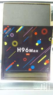 Android Box H96max Original | TV & DVD Equipment for sale in Nairobi, Nairobi Central