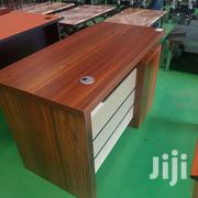 1.4 M Desk With White Back | Furniture for sale in Nairobi, Woodley/Kenyatta Golf Course