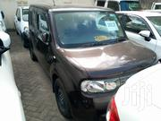 New Nissan Cube 2012 Brown | Cars for sale in Mombasa, Tudor