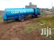 Clean Drinking Water Bowser/Lorry | Other Services for sale in Kiambu, Gitothua