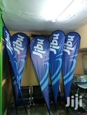 Teardrops/ Telescopic/ Pop Up Banners Printing   Other Services for sale in Nairobi, Nairobi Central