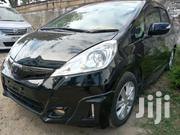 New Honda Fit 2012 Automatic Black | Cars for sale in Mombasa, Tudor