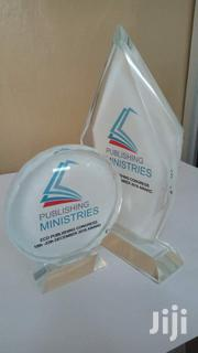Acrylic Awards, Engraved Plaques, Custom Awards   Other Services for sale in Nairobi, Nairobi Central