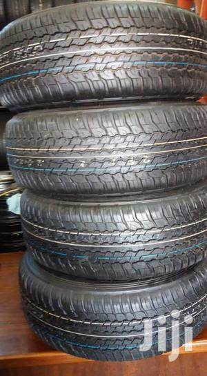 260/60/18 Dunlop Tyre's Is Made In Japan