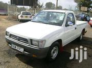 Toyota Hilux 2005 2.5 Cab White | Cars for sale in Laikipia, Rumuruti Township