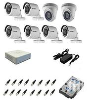 FOUR CCTVS,Fully Packaged CCTV Kit | Cameras, Video Cameras & Accessories for sale in Nairobi, Nairobi Central