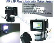 LED Floodlights With Motion Sensor (PIR) | Electrical Equipments for sale in Nairobi, Nairobi Central