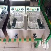 Double Deep Fryer ( Made In Italy) | Kitchen Appliances for sale in Nairobi, Makongeni