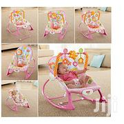 Fisher-Price Infant to Toddler Butterfly Baby Rocker ( 0+ Months) | Children's Gear & Safety for sale in Nairobi, Mugumo-Ini (Langata)