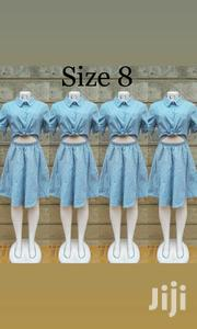 Light Blue Skater Dress | Clothing for sale in Nairobi, Kahawa