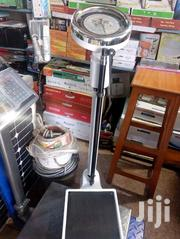 Analogue Weight and Height Weighing Scale Machine | Store Equipment for sale in Nairobi, Nairobi Central