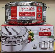 Stainless Steel Casserole Server Hot Pots | Home Appliances for sale in Nairobi, Nairobi Central