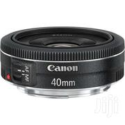 Canon EF 40mm F/2 . 8 STM Lens | Cameras, Video Cameras & Accessories for sale in Nairobi, Nairobi Central