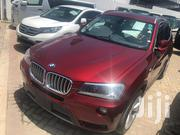 BMW X3 2012 Red | Cars for sale in Mombasa, Tudor