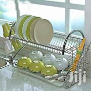 Stainless Steel 2 Layer/Tier Drying Dish Drainer Dish Rack | Kitchen & Dining for sale in Nairobi, Nairobi Central