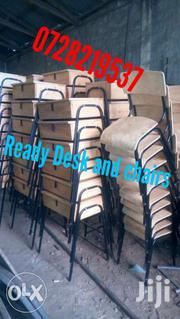 Ready Made School Desk And Chairs ,Lockers And Chairs | Furniture for sale in Nairobi, Baba Dogo