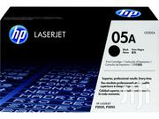 HP 05A Black Original Laserjet Toner Cartridge | Computer Accessories  for sale in Nairobi, Nairobi Central