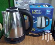 Loves Home Electric Kettle | Kitchen Appliances for sale in Nairobi, Nairobi Central