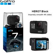 Gopro Hero7 Black 4K Action Camera Chdhx-701 | Cameras, Video Cameras & Accessories for sale in Nairobi, Parklands/Highridge
