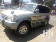 Toyota Land Cruiser Prado 2002 Silver | Cars for sale in Nakuru, London