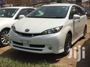 Toyota Wish 2012 White | Cars for sale in Nairobi, Makina