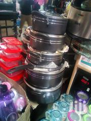 Classic Cooking Pots With Frying Pan | Kitchen & Dining for sale in Nairobi, Baba Dogo
