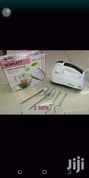 7 Speed Electric Scarlet Hanfmixrr,Free Deliveru Cbd   Home Appliances for sale in Nairobi, Nairobi Central