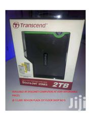 Transcend 2TB External Hard Disk | Computer Accessories  for sale in Nairobi, Nairobi Central