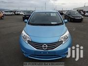Nissan Note 2012 1.4 Blue | Cars for sale in Mombasa, Shimanzi/Ganjoni
