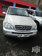 Mercedes-Benz M Class 2004 Gray | Cars for sale in Nairobi, Kahawa West