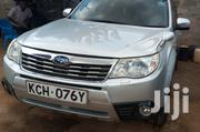 Subaru Forester 2009 2.0D XC Silver | Cars for sale in Nairobi, Nairobi Central