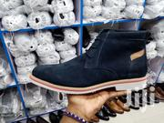 Original Aldo Sued Blue Boots   Shoes for sale in Nairobi, Nairobi Central