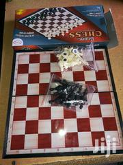 24pcs Magnetized Chess Board Medium Size | Books & Games for sale in Nairobi, Nairobi Central